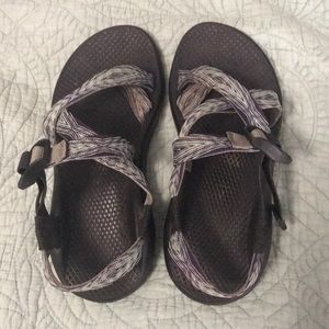 Chacos- size 6